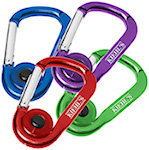 Flashlight Carabiners